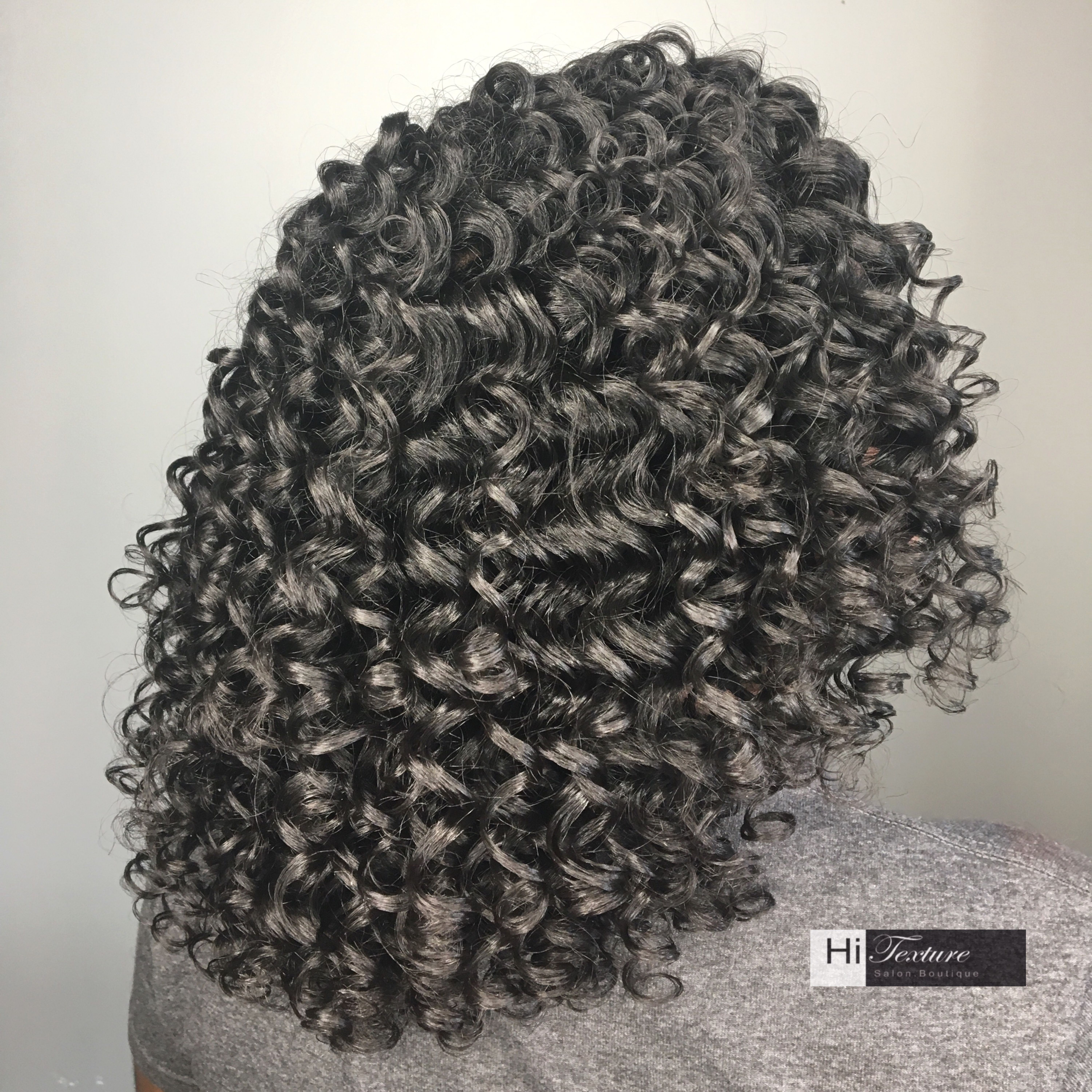 Flexirods By Tiffany Naturalhair Natural Hair Salons Hair Styles Natural Hair Styles
