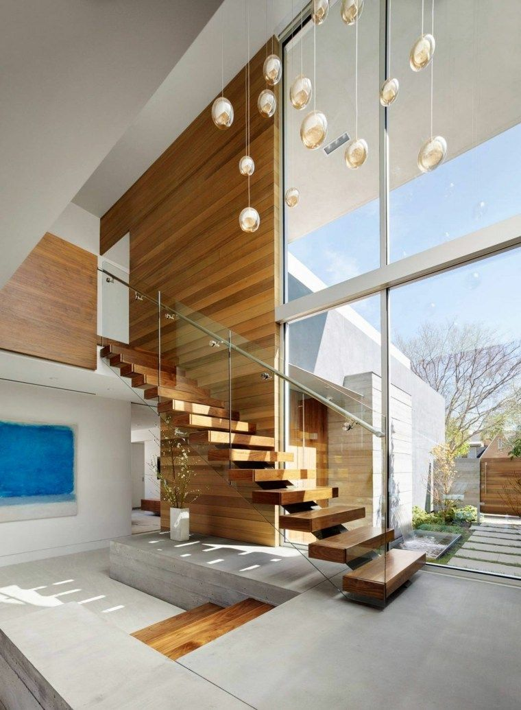 Escaleras Elegantes Para Casas