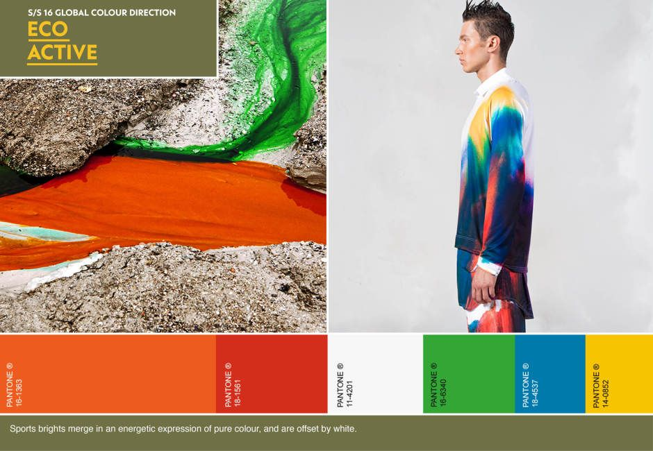 WGSN trend | 16SS color trend | Pinterest | Ss16, Ss and ...