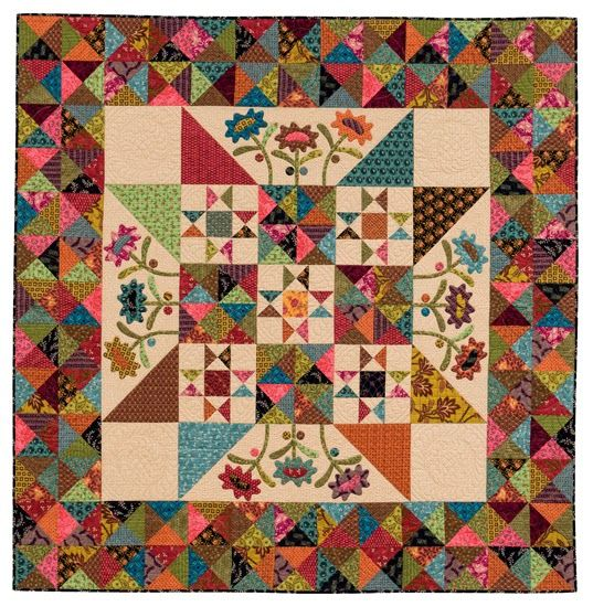 Simple Appeal: 14 Patchwork and Applique\' Projects for Everyday ...
