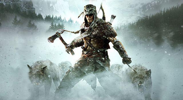 Assassin's Creed III: The Tyranny of King Washington -Connor Assassin Costume