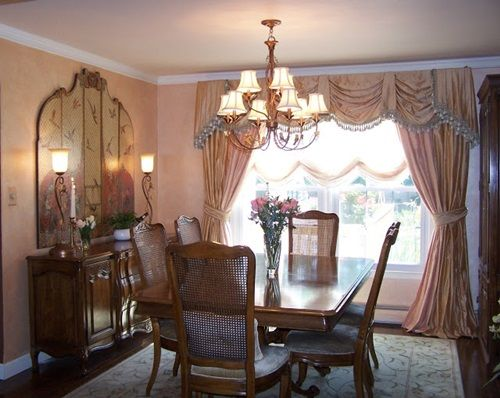 Delightful Curtain Design Ideas U2013 Home Look   Interior Design   Curtains Are  Considered As The Final Touch Of Your Home Decor And The Easiest Way To  Renew The Look Of ...