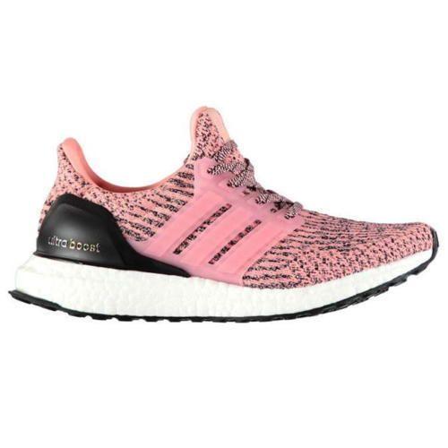 83ba620eebe42 Adidas Ultra Boost W 3.0 Pink Still Breeze salmon sz 8.5. S80686. NMD  primeknit