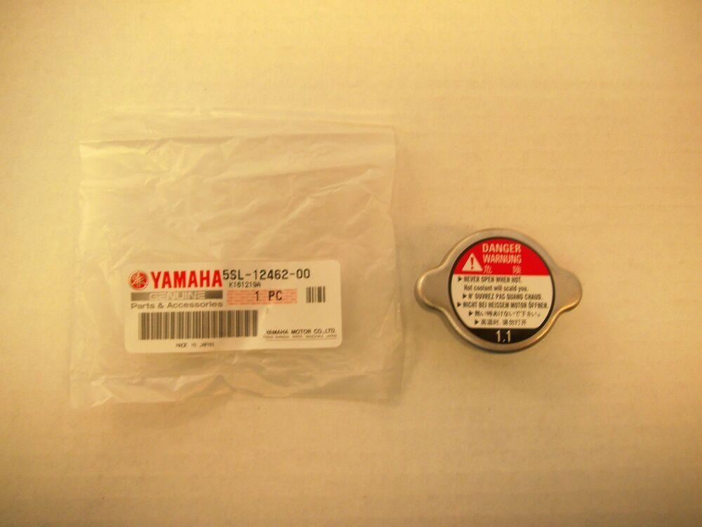 Sponsored(eBay) YAMAHA RADIATOR CAP FX NITRO 5SL-12462-00