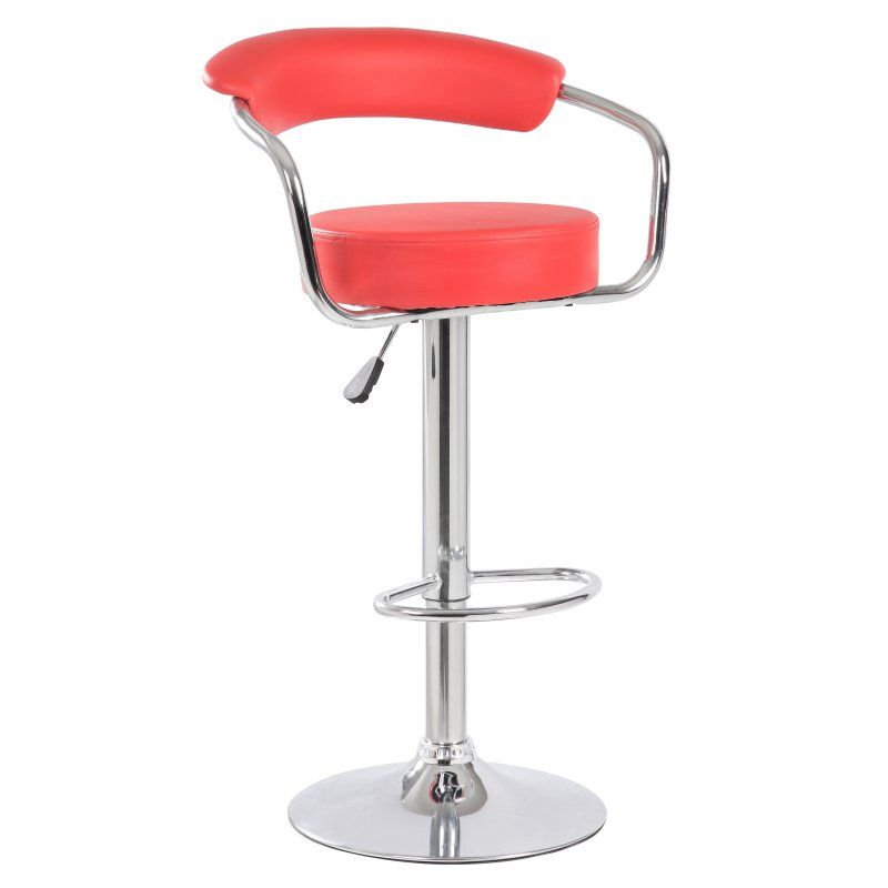 United Chair Industries Height Adjule Bar Stool With Metal