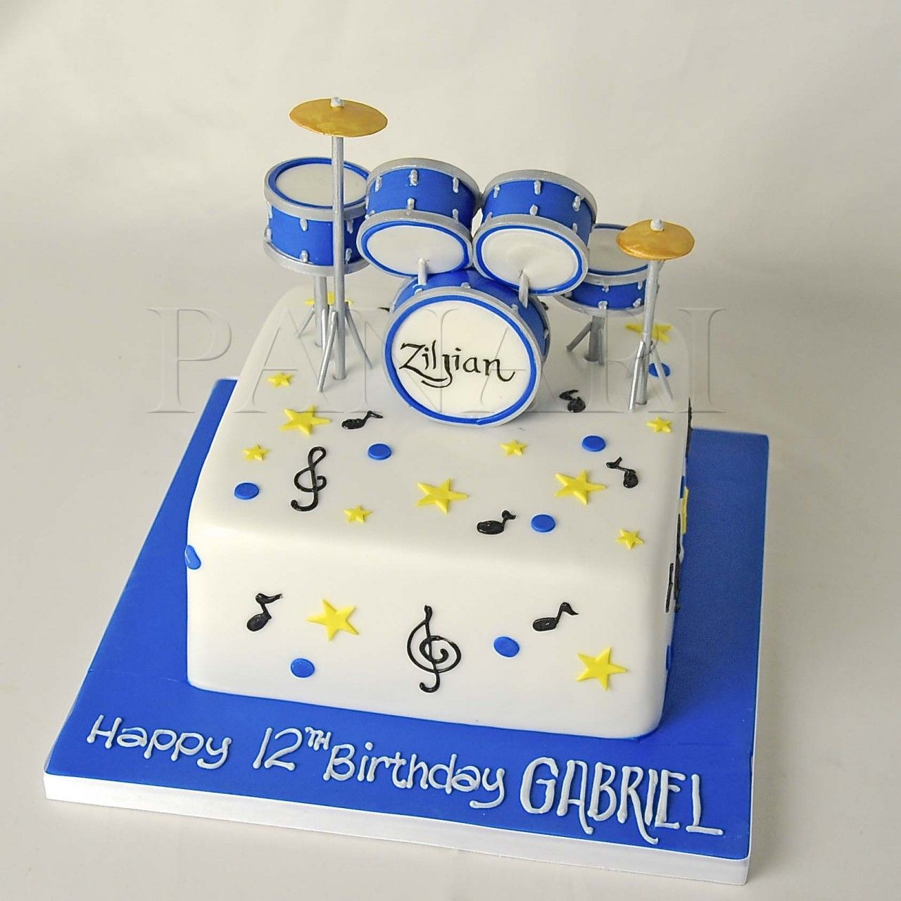 Drum Cake Coopers 4th Birthday Pinterest Cake Drum Cake And