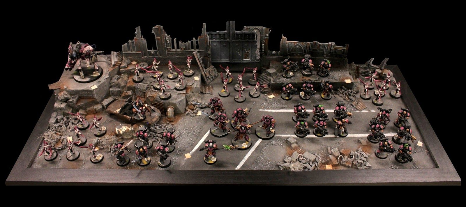 WAR HEAD: Chaos