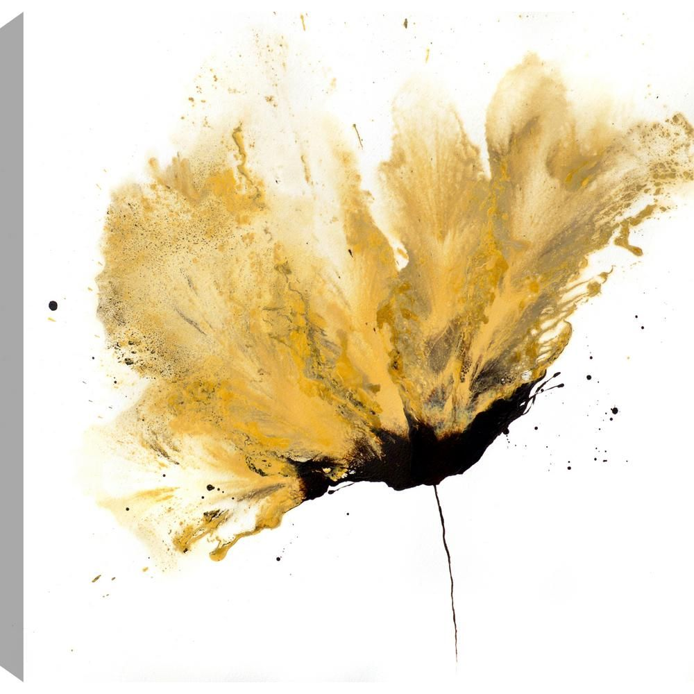 Tobias Tovera Aesthetic Colors Abstract Yellow