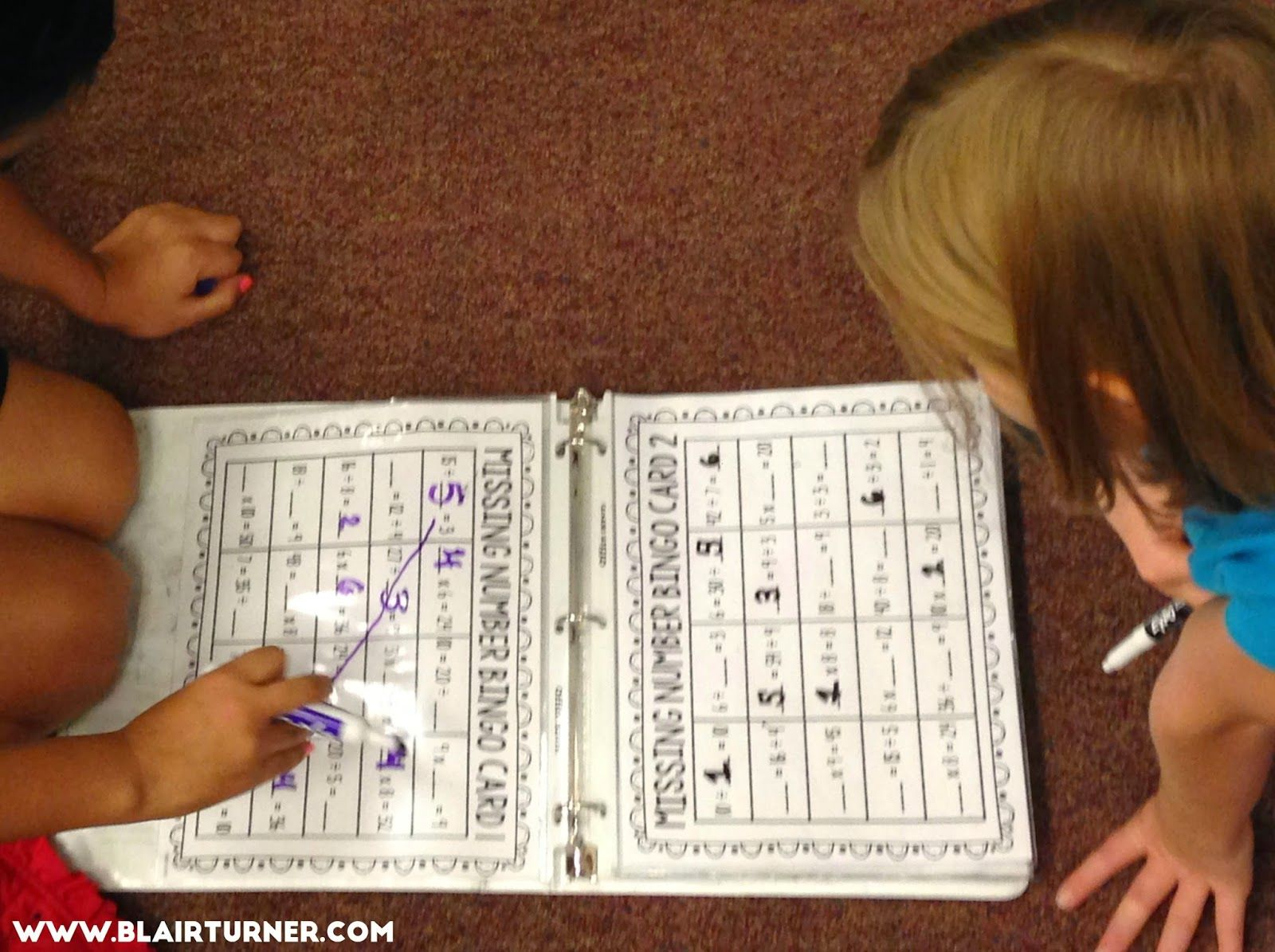 One Lesson At A Time 3rd Grade Math Centers