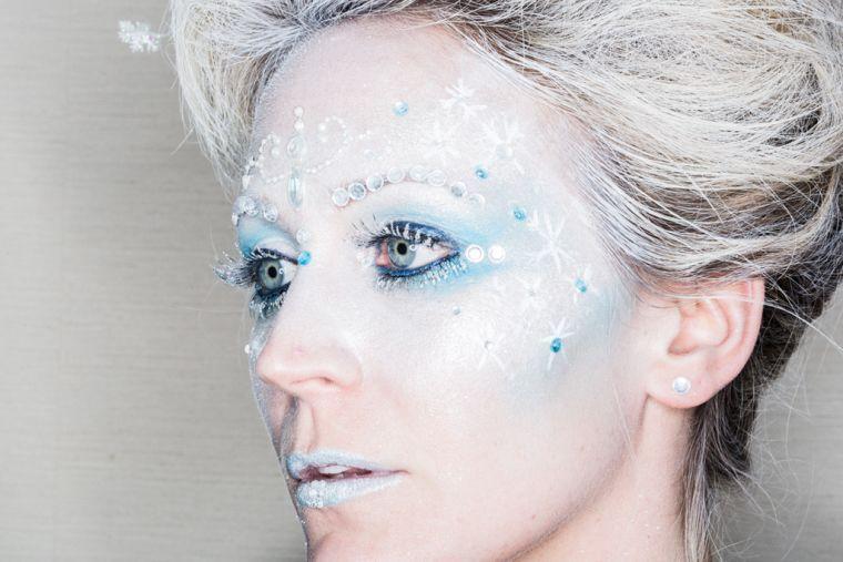 Maquillage Halloween Facile Pour Femme Et Fille La Reine Des