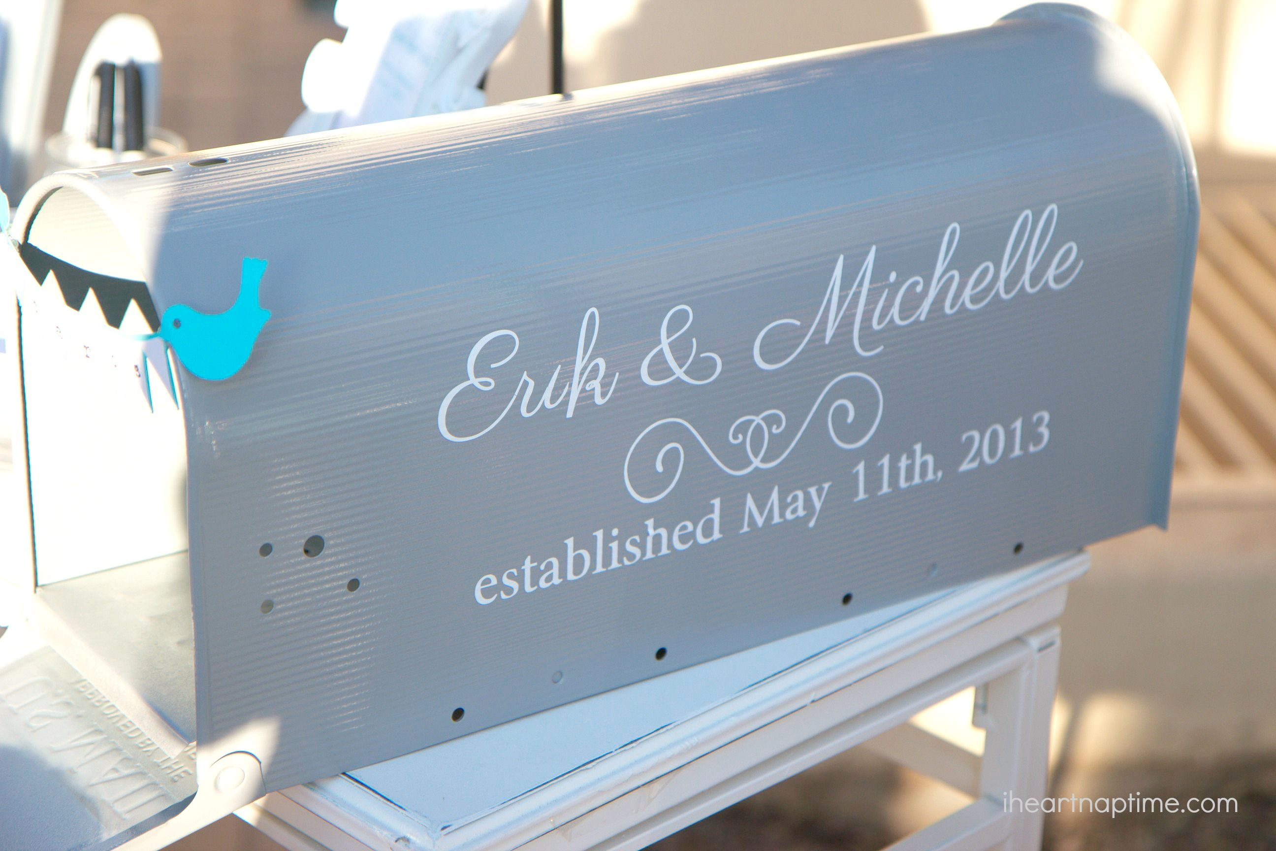 Grey And Turquoise Diy Wedding By I Heart Nap Time Happily Ever