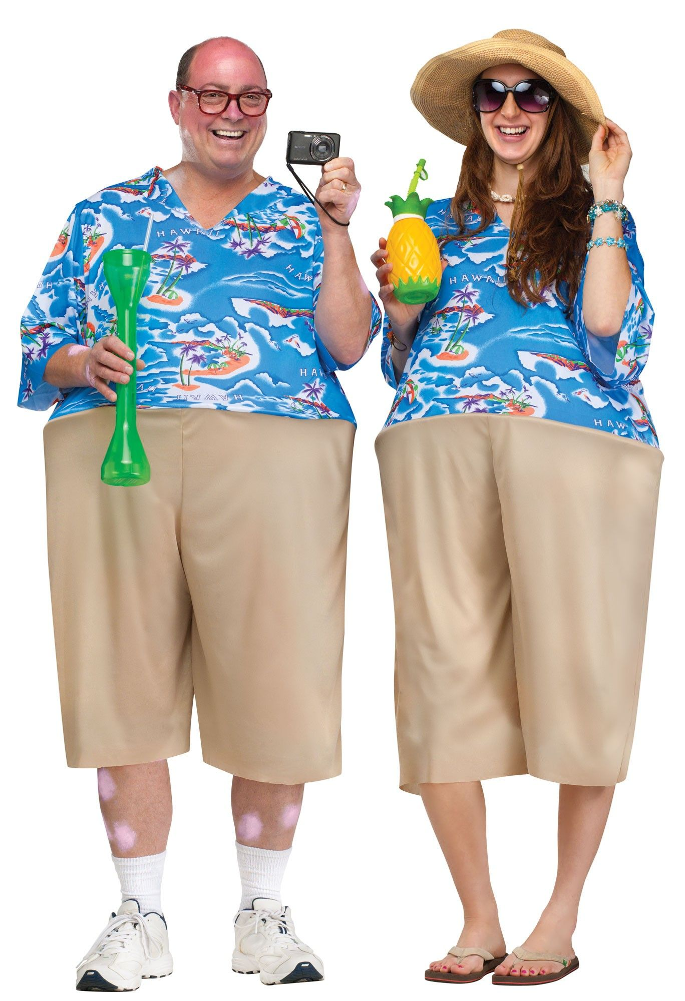 Tacky Tourist by Fun World | Couples Costumes | Pinterest ...