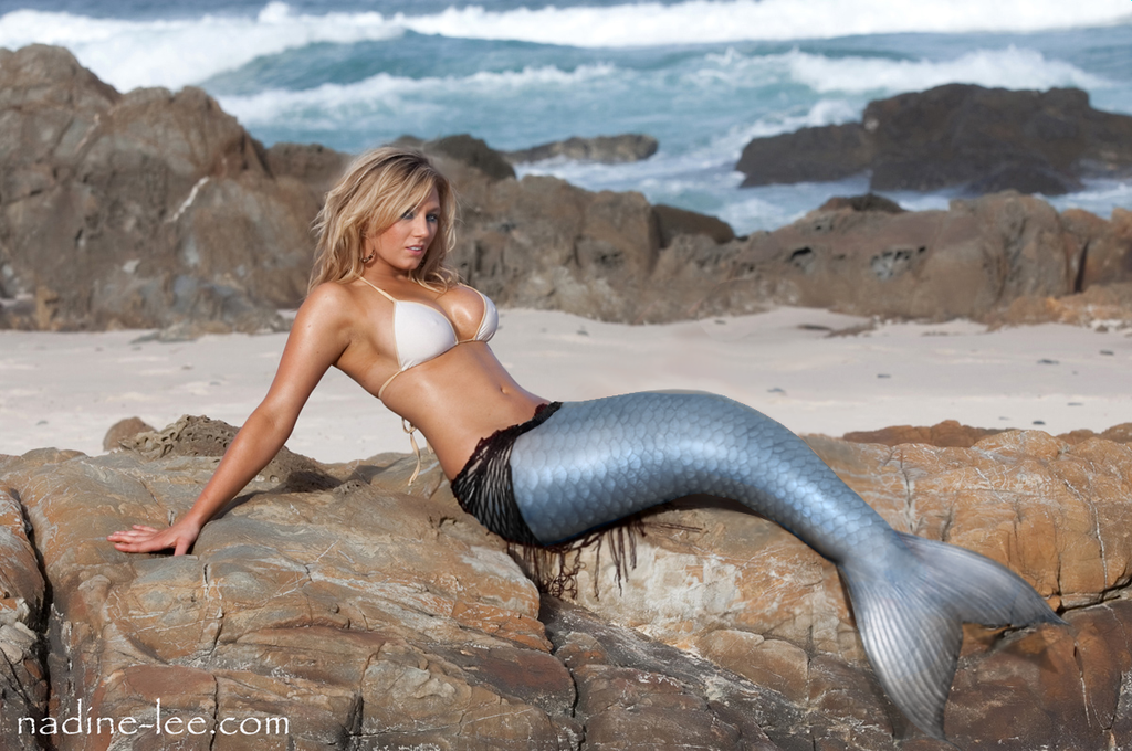 Mermaid Nadine by SeaFairy-Fantasies.deviantart.com on @DeviantArt
