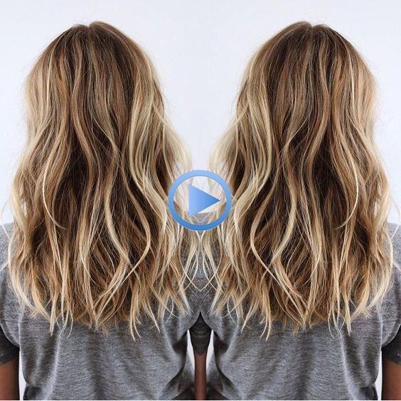 10 beauty mittellanges haarschnitt - mittlere haarstrends