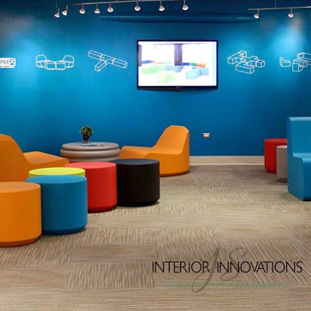 Fun, functional & foam furniture! Custom colors , shapes & sizes! Perfect for Childrens' furnishings, college campus, hospitals & lounge areas!