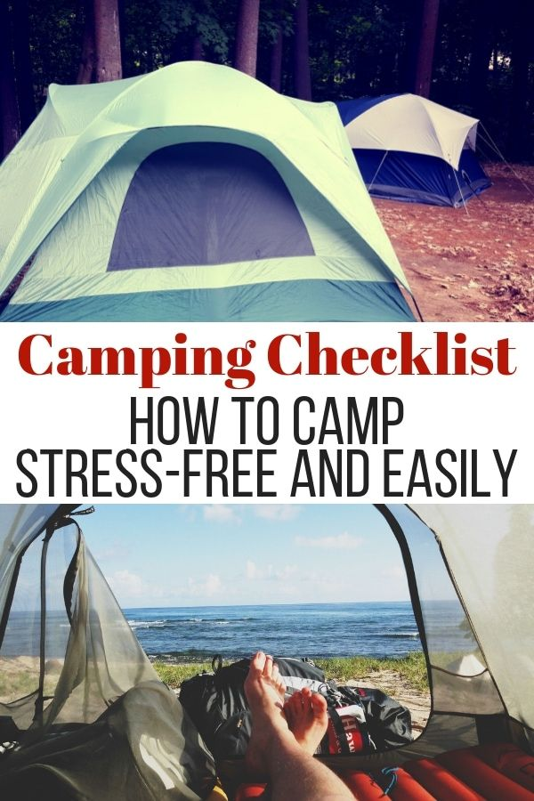 Photo of Camping Checklist to Make Packing a Breeze
