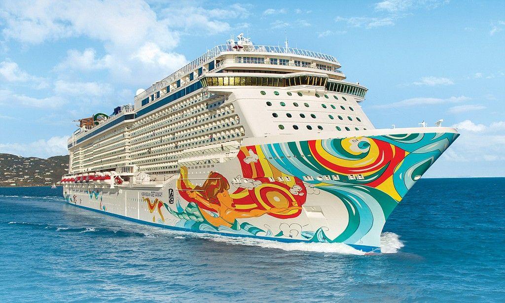 Onboard The Floridathemed Norwegian Getaway Cruise Liner - Getaway cruise ship