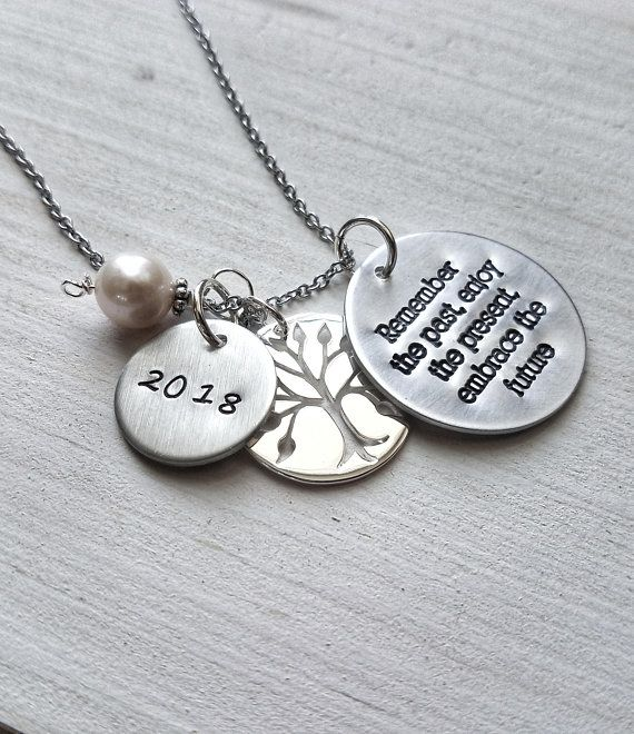 Retirement Necklace For Mom 50th Birthday Gift Women