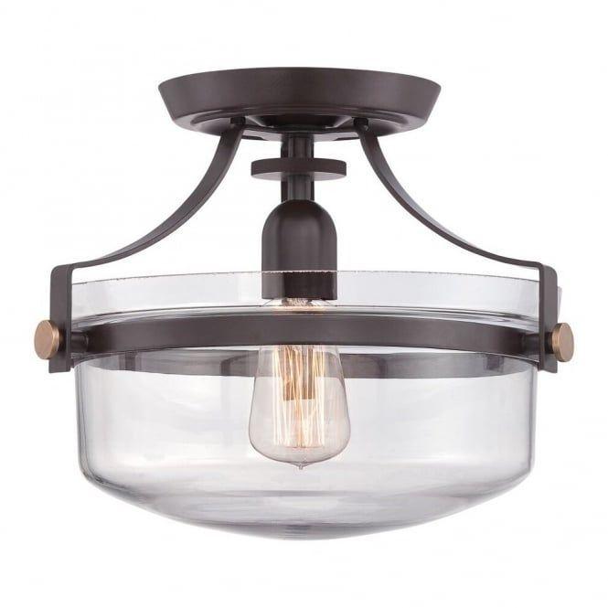 image result for semi flush ceiling lights over dining table - Flush Mount Light Over Dining Table