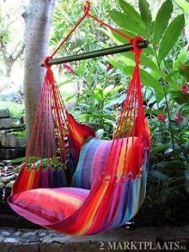 Hangstoel Of Hangmatstoel.Hangstoel Of Hangmatstoel In Vele Uitvoeringen Ook Hangmat