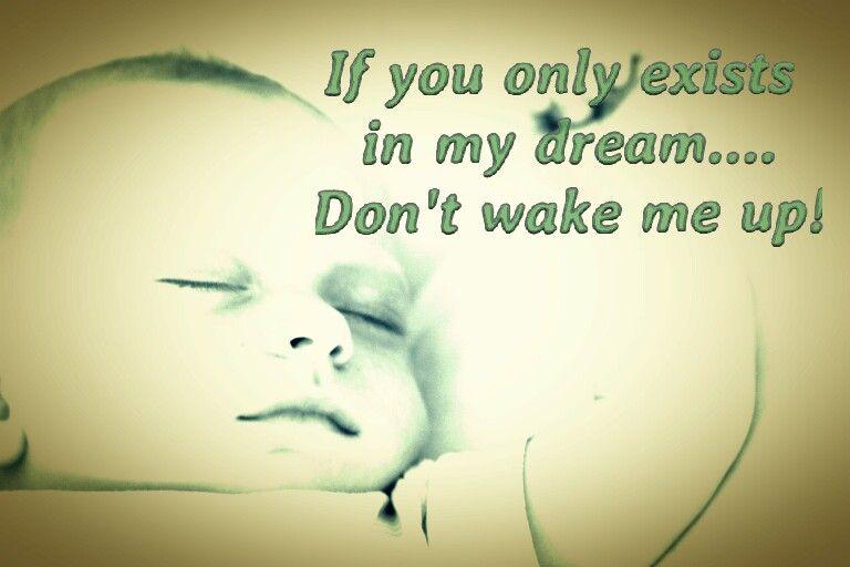 #Infertility  Don't wake me up