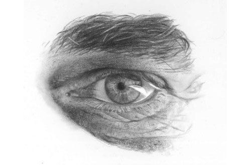 How to Draw a Realistic Eye tutorial