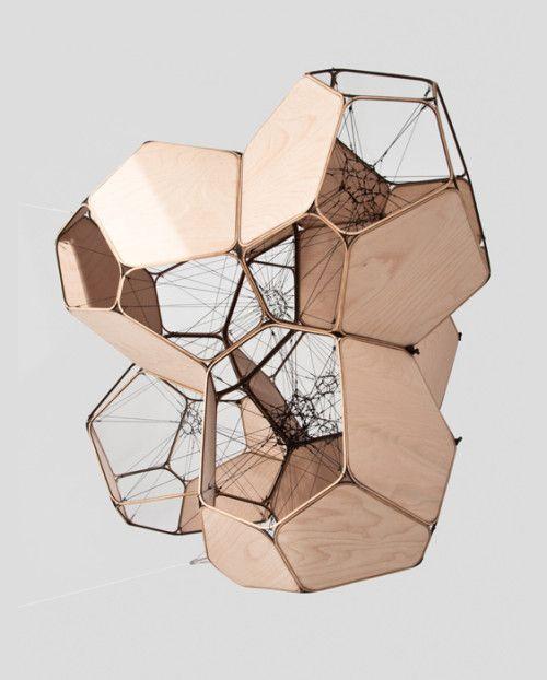 organic archives lemanoosh architectural models pinterest maquette organique et. Black Bedroom Furniture Sets. Home Design Ideas