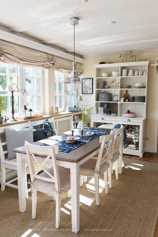 SeelenSachen: Unsere Küche im April | Shabby Chic | Pinterest ... | {Küchen landhausstil skandinavisch 68}