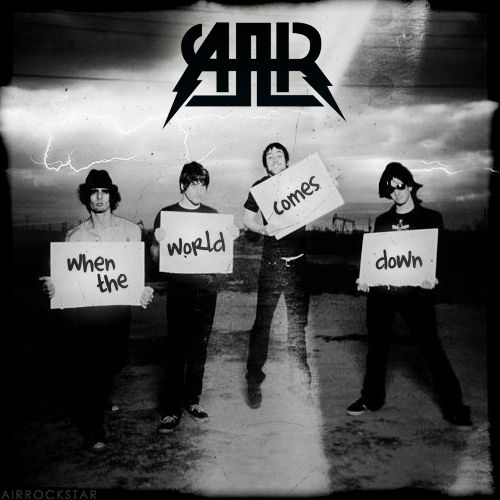 Aar Third Album When The World Comes Down Love This Free