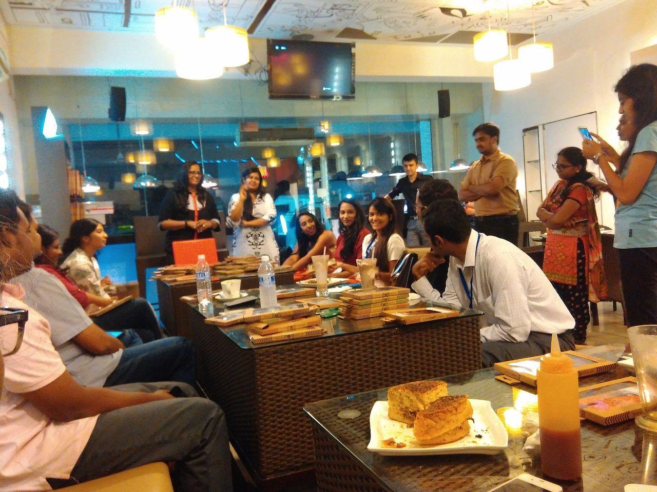 #CaseNationMeet @ Coffee Tales, Chennai