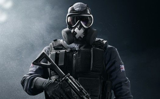 Rainbow Six Siege Sas Mute 5k With Images Best Gaming