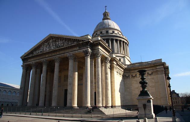 Le Panthéon sur la colline historique du Quartier latin de Paris | France  #France #Paris #Capitale #Capital #Monument #Pantheon