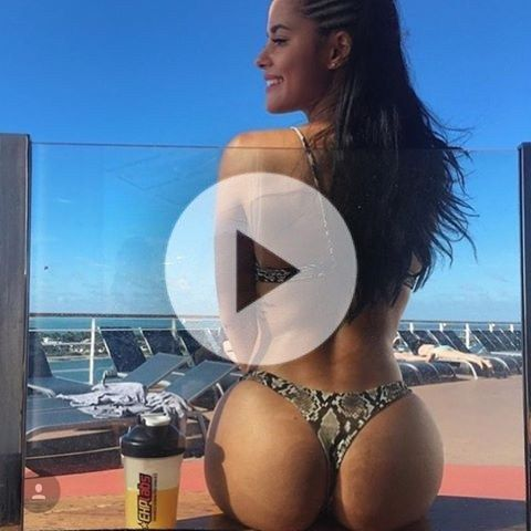 Asian Girl Anal Masturbation