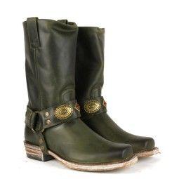 Sendra cowboylaarzen voor dames koop je online in de webshop