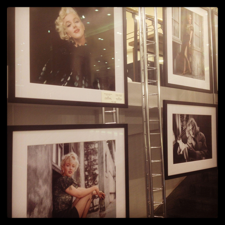 Merlin Monroe Marilyn Polaroid Film