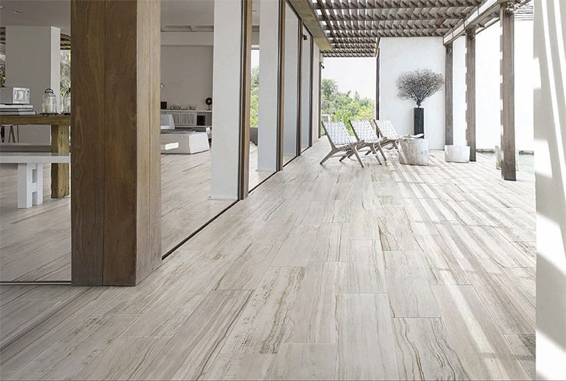 Wood Look Tile Ideas For Every Room In Your House Outdoor Wood