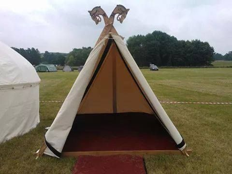 Viking Tents Amp 25 Best Ideas About Viking Tent On