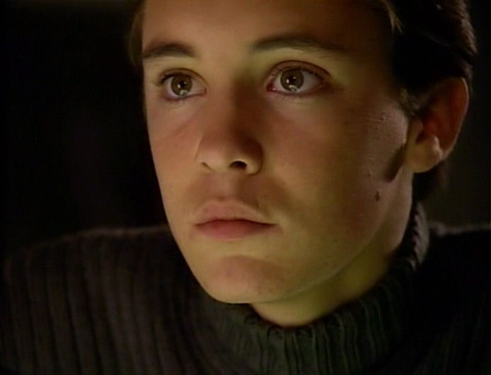 Young Wil Wheaton on Star Trek TNG- he was so cute! had ...