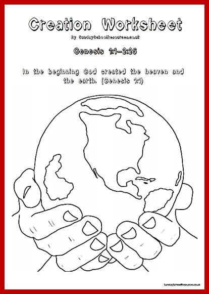 Worksheet Booklets From Sunday School Resources A Variety Of