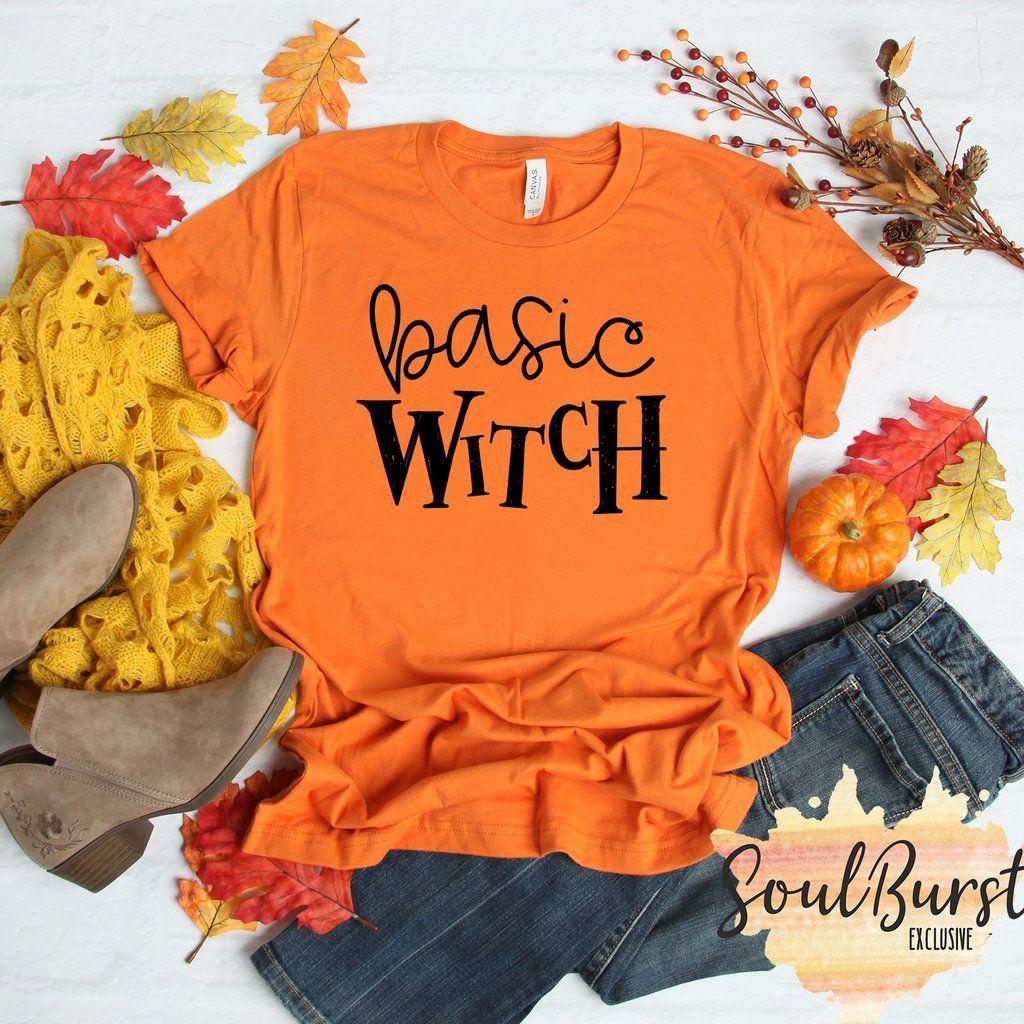 Basic Witch ShortSleeve Unisex TShirt Wholesale shirts