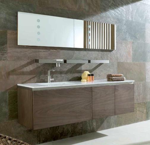 Master bath vanity option porcelanosa downstairs bath for Porcelanosa bathroom vanities
