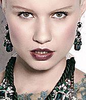 Boucles d'oreilles Emerald