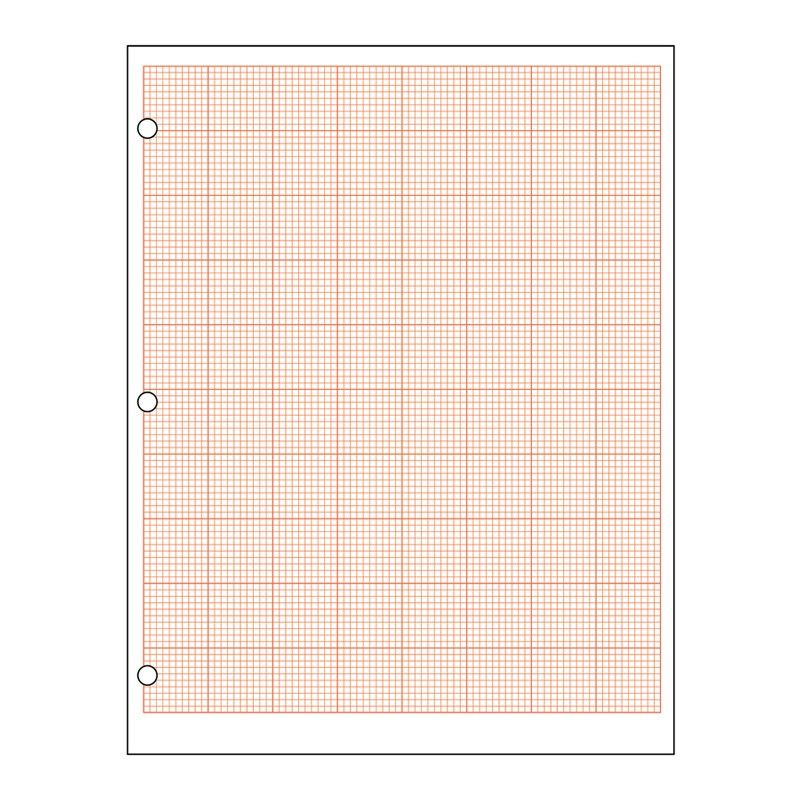 Decimal Graph Paper, great for practicing decimals with students - graph paper
