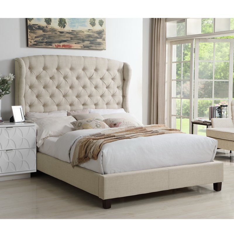 Best Angelina Upholstered Panel Bed Panel Bed Upholstered 400 x 300