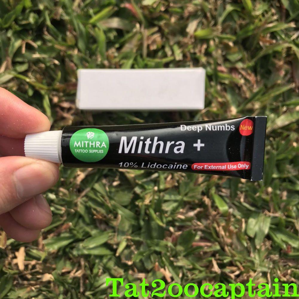 2018 newest mithra 10 lidocaine cream numbing 10g skin