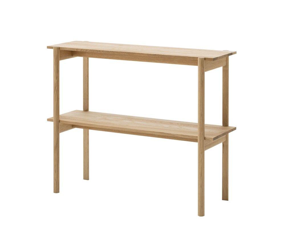 Büro Aufbewahrung karimoku standard castor shelf mintroom de karimoku