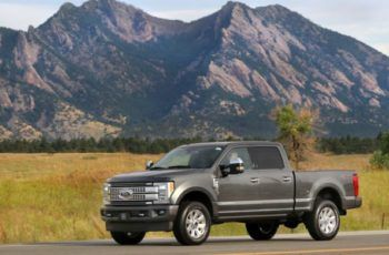 2017 Ford F 250 Super Duty Crew Cab Gets Five Stars In The Nhtsa Crash Tests