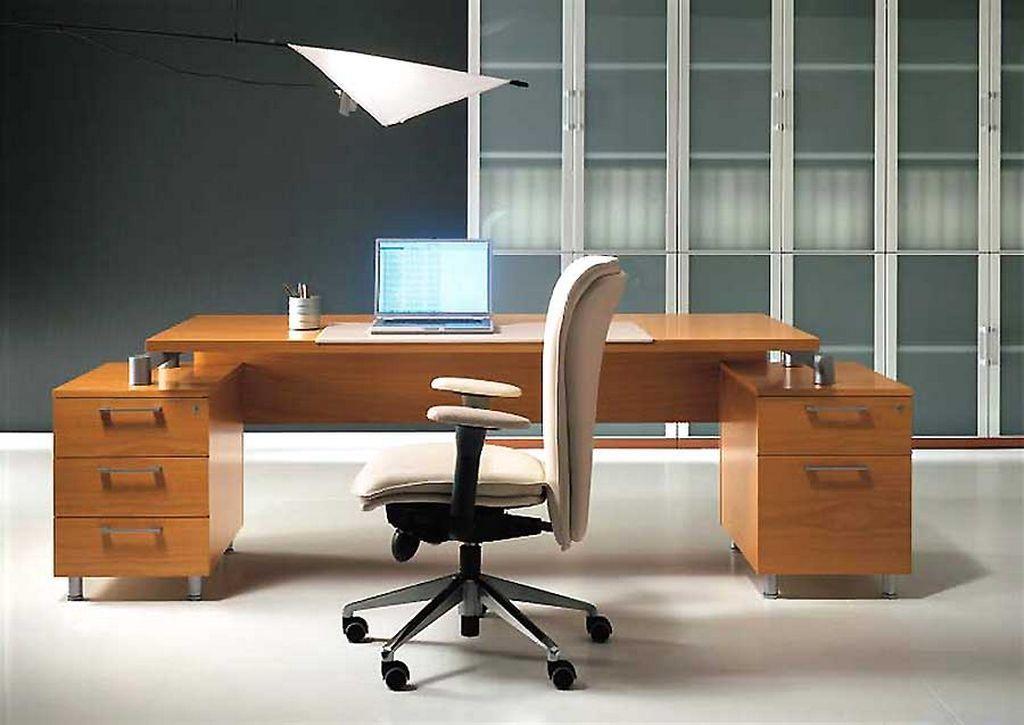 wooden office desk ideas manager chair modern furniture stuff to - Office Desk Design Ideas