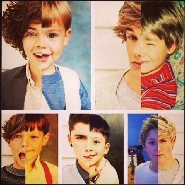 Baby One Direction❤️