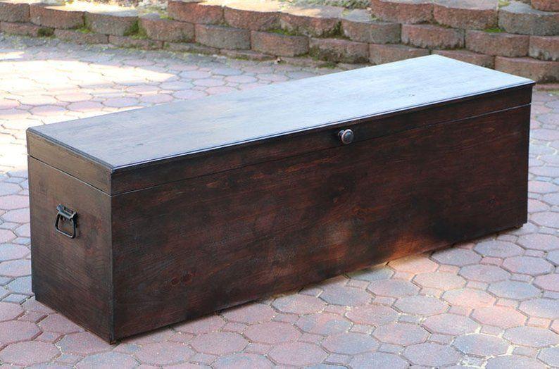 Custom Flip Top Storage Bench Wood Storage Bench Large Etsy Wood Storage Bench Large Storage Bench Bench With Shoe Storage